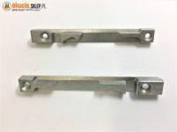ROMB : Zaczep U/R pionowy PVC 13mm  Decco