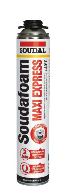 Pianka montażowa Soudafoam Maxi Express