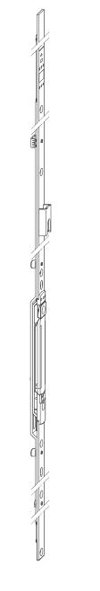 Winkhaus activPilot : Zasuwnice przymykowe GASK