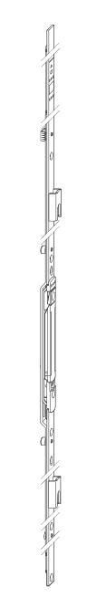 Winkhaus activPilot : Zasuwnice przymykowe GASK V 700