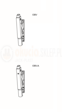 Winkhaus activPilot : Ogranicznik otwarcia OBV