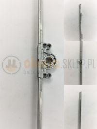 Roto NT: Zasuwnica RU D15mm stała wysokość klamki rolka E