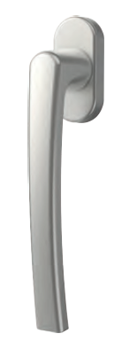 Roto : Klamka do drzwi tarasowych równolegle i uchylno-przesuwnych – standard