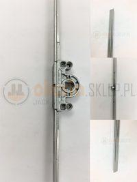 Roto NT: Zasuwnica RU D15mm zmienna wysokość klamki rolka E