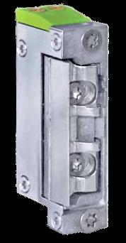 Elektrozaczep Seria 8 TOE ET8 AFE 9-24V AC/DC (12V 100% ED) z prowadzeniem zapadki , z oblokowaniem