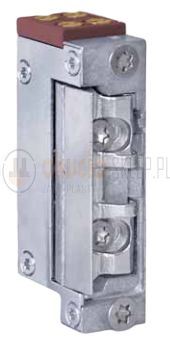 Elektrozaczep Seria 6 AFEV (12-24V/DC ) z prowadzeniem zapadki, rewersyjny