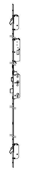 Winkhaus Zasuwnica automatyczna STV-LF AV3-FAO1660 L79/55 A9 92/8 M2RSMC